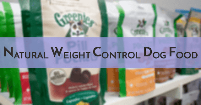 Natural Weight Control Dog Food