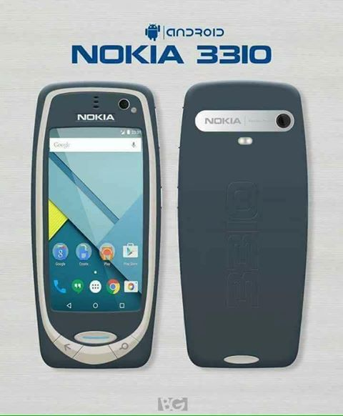 Nokia Is Going Re-Launch Nokia 3310, Nokia 3310 Is Still The Mobile Of The Future