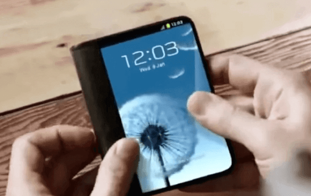 Samsung Galaxy X Foldable Smartphone Will Launch Later this Year 2018