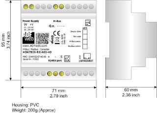 Converter ADFweb HD67029-B2-485-20