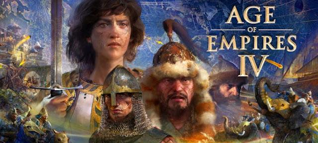 AGE OF EMPIRES IV : Un trailer de Gameplay
