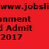 Delhi Cantonment Board Admit Card 2017 Exam Date | Check Junior Clerk Hall Ticket @www.cbdelhi.in