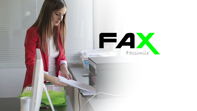 FAX full form in English