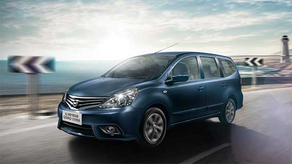 Nissan Grand Livina Mobil Pilihan Keluarga