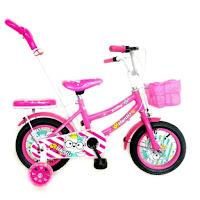 sepeda mini anak atlantis kids city bike