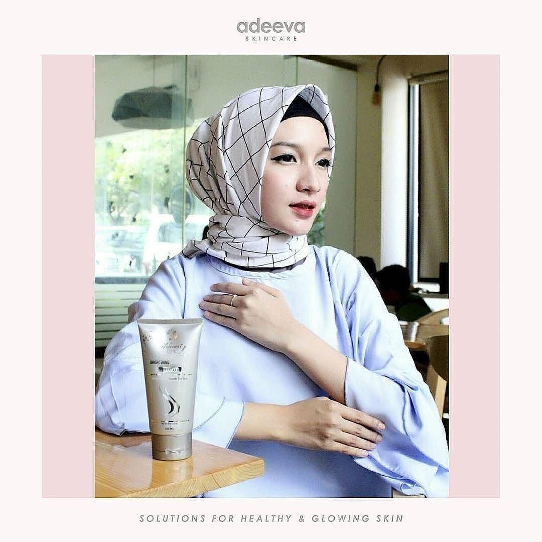 Adeeva Calming Gel Daftar Harga Terbaru Terlengkap Indonesia Calm Cream Skincare Atau Adeevaskincare Facial Wash Whitening Series Mengurangi Minyak Face Toner