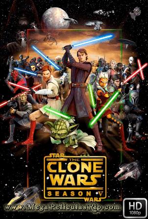 Star Wars La Guerra De Los Clones Temporada 5 [1080p] [Latino-Ingles] [MEGA]