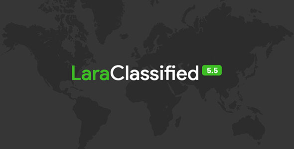LaraClassified v5.5 (NULLED) – Geo Classified Ads CMS