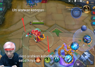 BUG JONSHON Ulti tembus Tembok dan Tower ala Patrick [Top Global Jonshon]