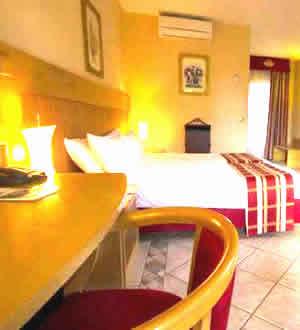 Kairaba Hotel Deluxe Room
