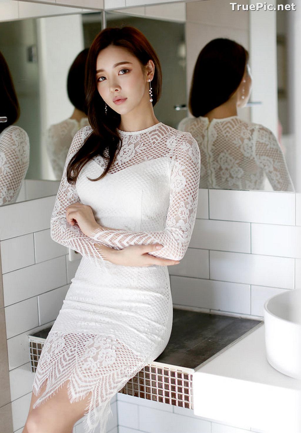 Image Korean Beautiful Model – Park Da Hyun – Fashion Photography #4 - TruePic.net - Picture-1