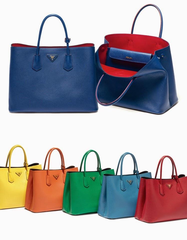 1 Prada Double Bag