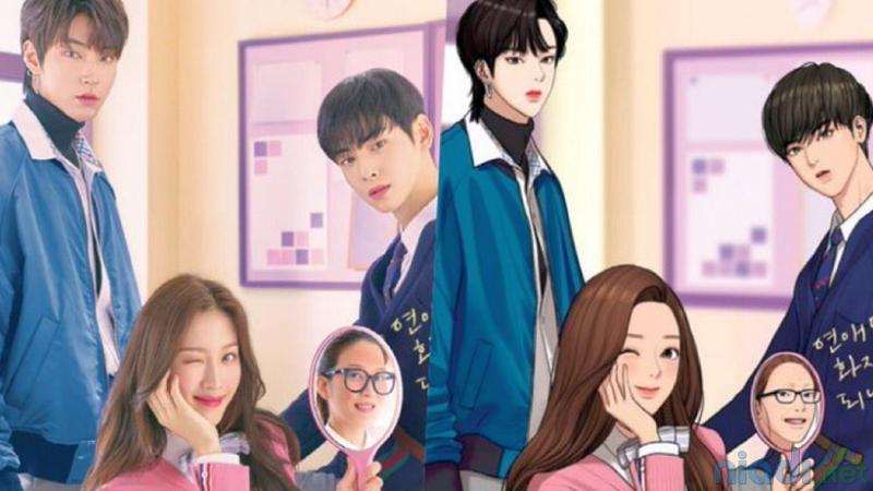 download true beauty drama korea netflix webtoon spoilers