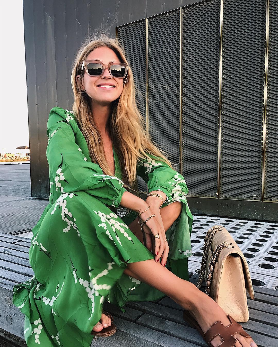 25 Instagram-Worthy Green Dresses for Summer