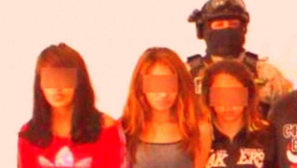 Muchos de los Sicarios detenidos del CJNG en Guanajuato son menores y mujeres