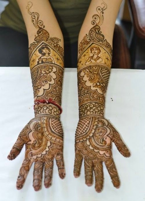 Kavya Madhavan Cute Wallpaper Dulhan Mehndi Designs 2014 Bridal Mehndi Designs 2014