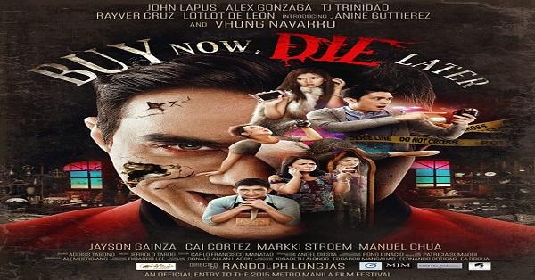 Buy Now, Die Later (2015)