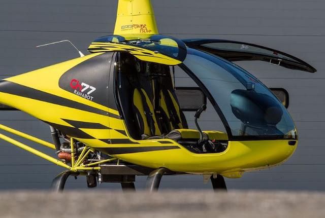 HeliSport CH-77 Ranabot specs