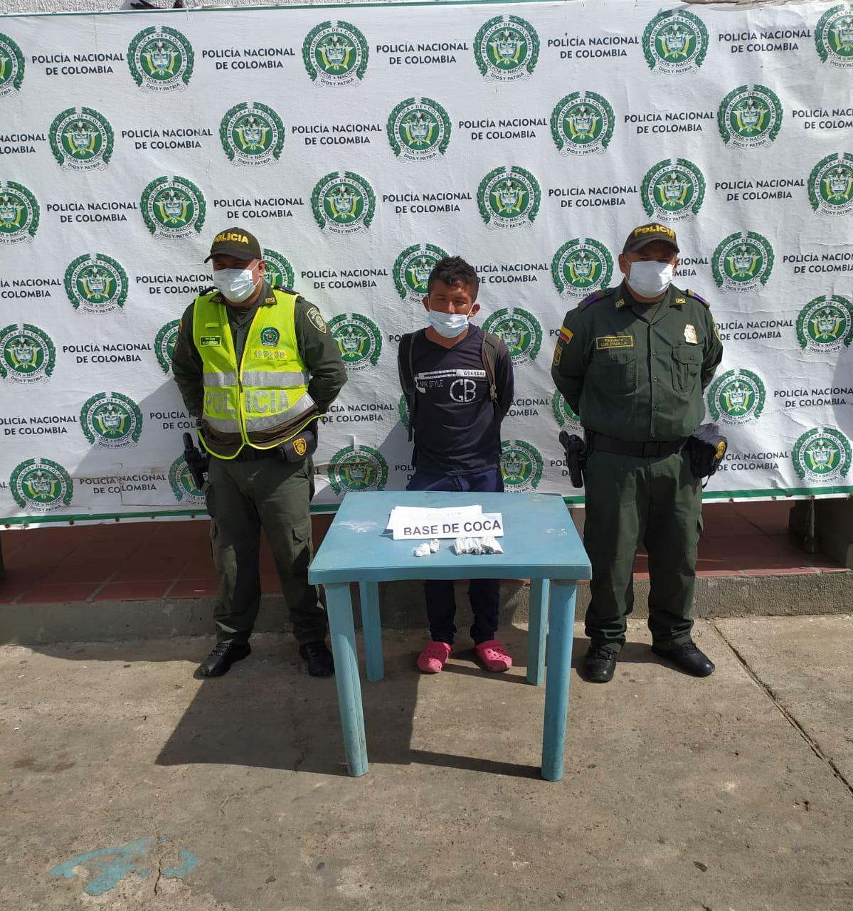 hoyennoticia.com, Cogen jibaro en Maicao con marihuana y coca