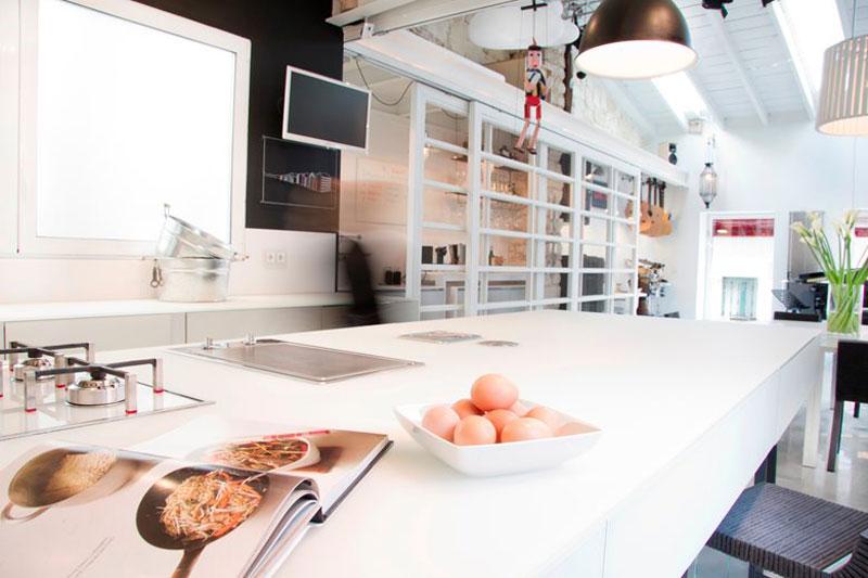cucina appartamento LAGO Alicante