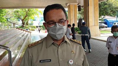 Gubernur DKI Jakarta Anis Baswedan Ingatkan Perokok Memiliki Resiko Lebih Besar Terpapar Covid-19