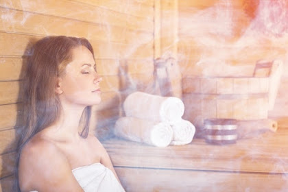 You Can Enjoy The Benefits Of A Sauna And Feel The Incredible Effects Of Relaxation