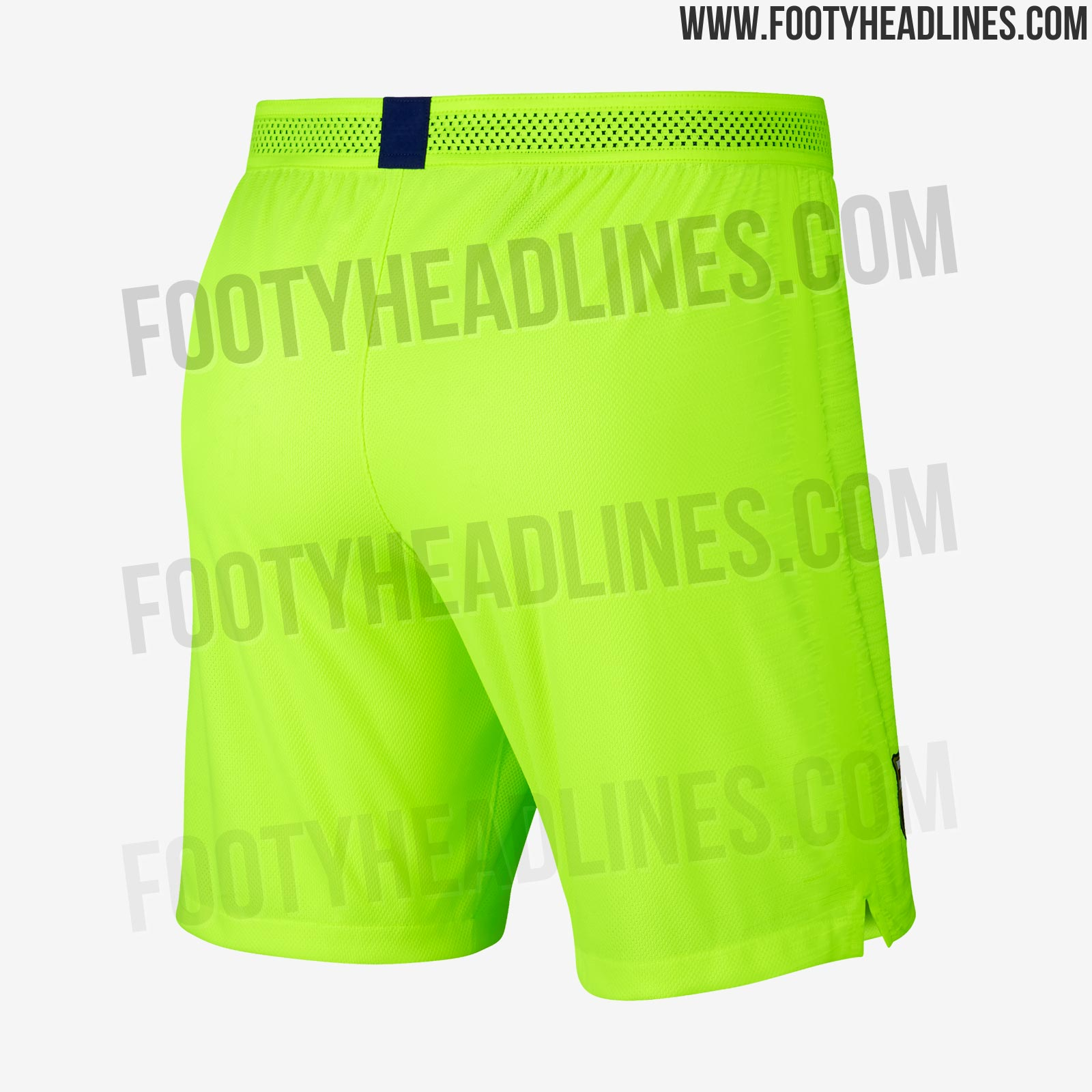 pretty nice be60a f85d9 OFFICIAL Pictures: Full FC Barcelona 18-19 Away Kit Leaked ...