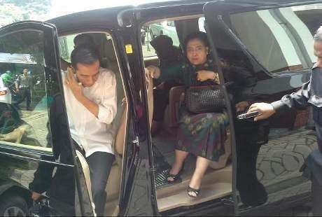Megawati: Jakarta Sekarang Jadi Amburadul