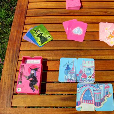 Diamoniak è un gioco di castelli, diamanti, fate e streghe