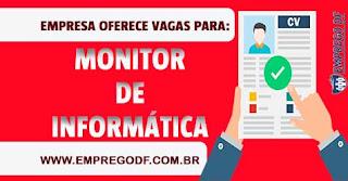 Monitor de Informática