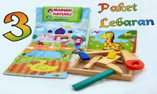 Paket Hemat Mainan Edukasi Anak