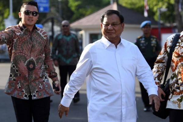 Alasan Utama Jokowi Pilih Prabowo Jadi Menham