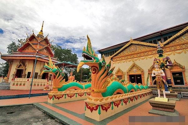 معبد وات شايا مانجكالارام