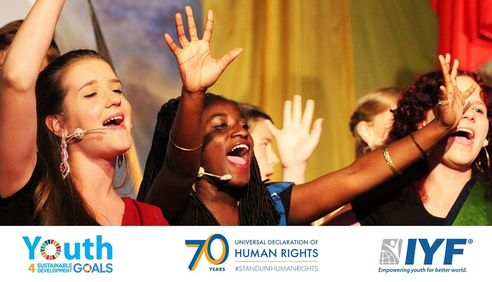 Youth Role in Upholding Human Rights