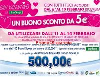 Logo Con i prodotti Unilever vinci buoni spesa da 20 euro e da 500 euro e non solo!