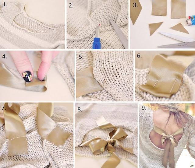 50 Ideias fáceis para transformar roupa velha em nova