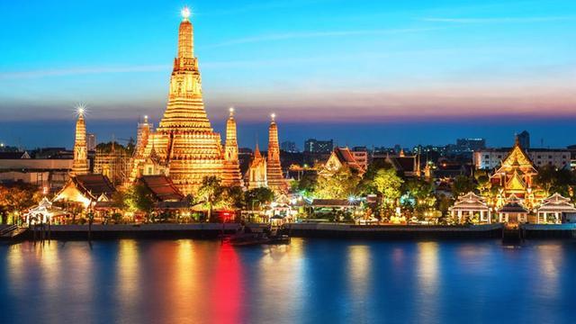 Mencari Wisata Halal, Anda Bisa Coba Pergi ke Bangkok