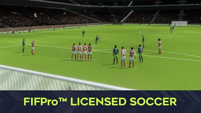 قم تحميل لعبةDream League Soccer 2021 مجانًا للأندرويد