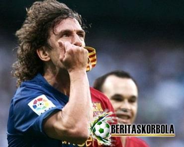 Profil Carles Puyol, Legenda Sejati Barcelona