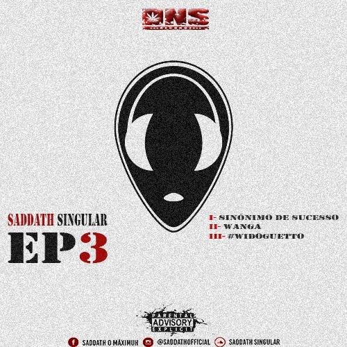 O rapper angolano SADDATH  lança o projeto EP3