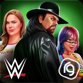 Download MOD APK WWE Mayhem Latest Version