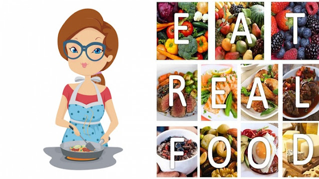 Eat Real Food & Feel Good - Guide Meal Plan