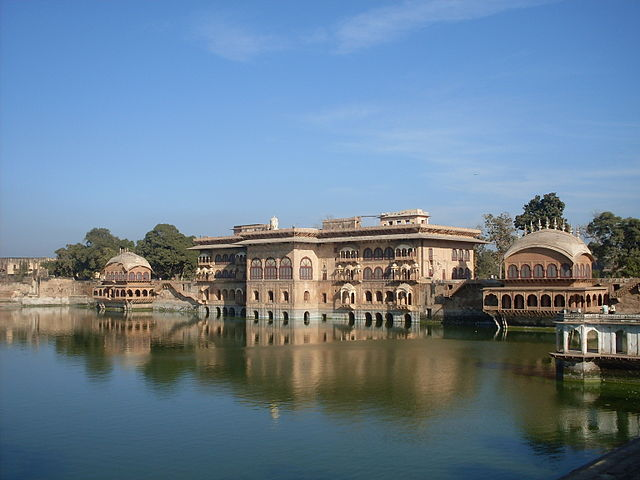 Bharatpur was the capital of Surajmal Jat Kingdom