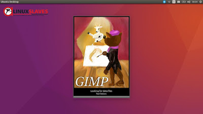 Gimp New Splash Screen Design