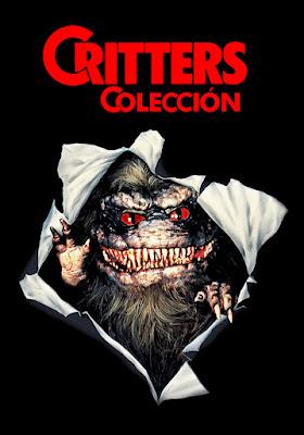 COMBO Critters COLECCIÓN DVDHD DUAL LATINO 5.1 + SUB 2xDVD5