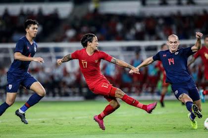 Berita Sepakbola Indonesia Terkini: Takluk di kandang menghadapi Thailand, Malaysia pun juga mengalami kekalahan.