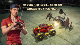 Game Robot Fighting 2 Mod Unlimited Gold And Silver