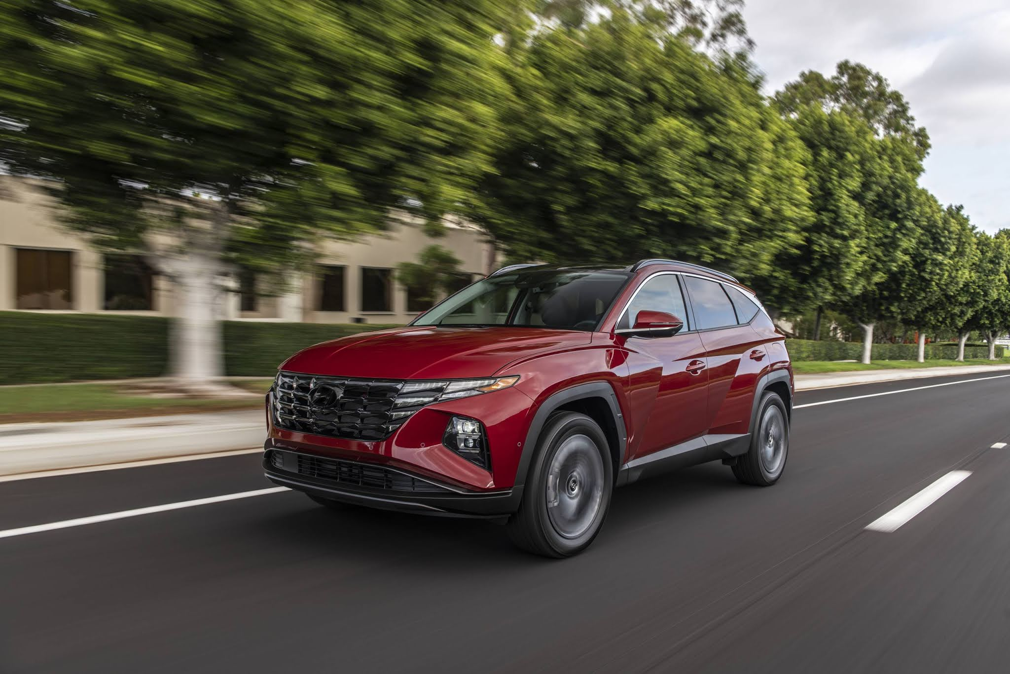 Novo Hyundai Tucson 2022