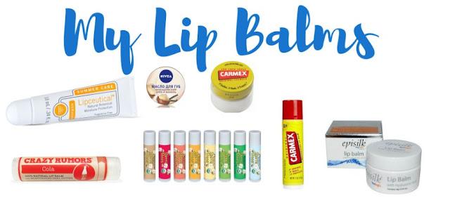 Порівняння доглядових засобів-бальзамів для губ