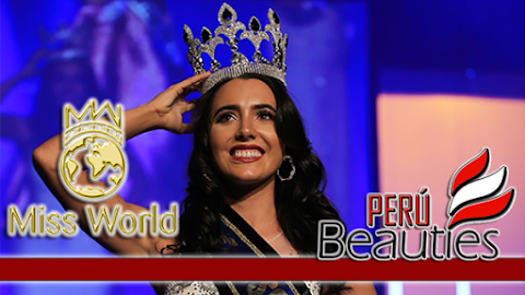 Lucy Brock es Miss World New Zealand 2019